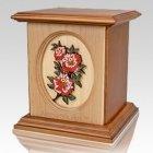 Garden Of Life Wood Cremation Urn