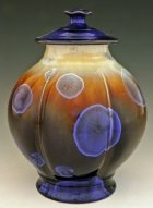 Ludacrest Art Cremation Urn