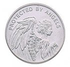 Protected by Angels Keepsake Coins