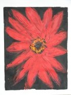 The Flower of Life Cremation Painting