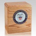 Freedom Oak Military Urns
