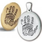 Regular Casing Hand Print Keepsakes