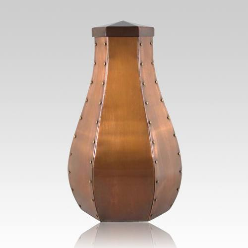 Toulouse Copper Urn