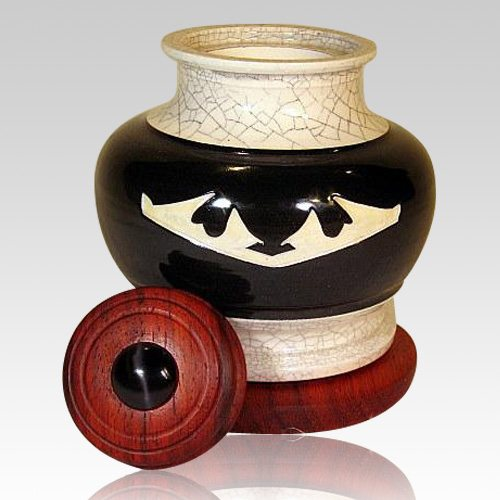 Adventure Tribal Cremation Urn