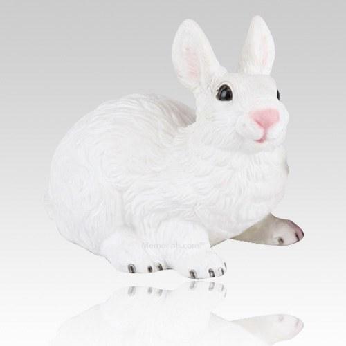 Hopper Rabbit Cremation Urn