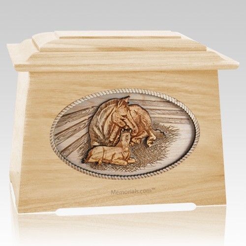 Daddys Love Maple Aristocrat Cremation Urn