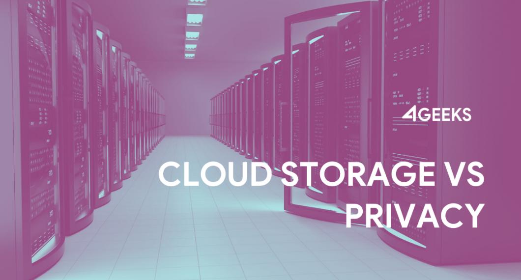 Cloud-Storage-Privacy