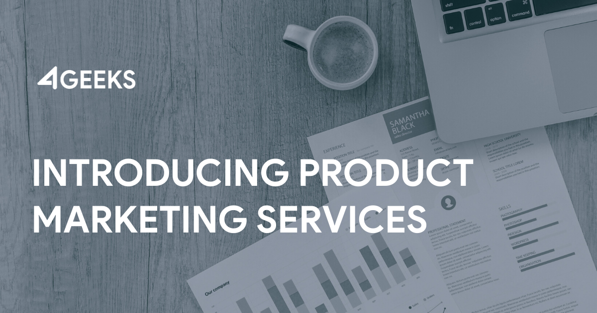 Introducing Product Marketing Services