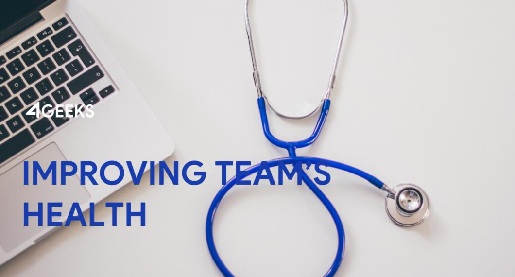 Improving-Teams-Health