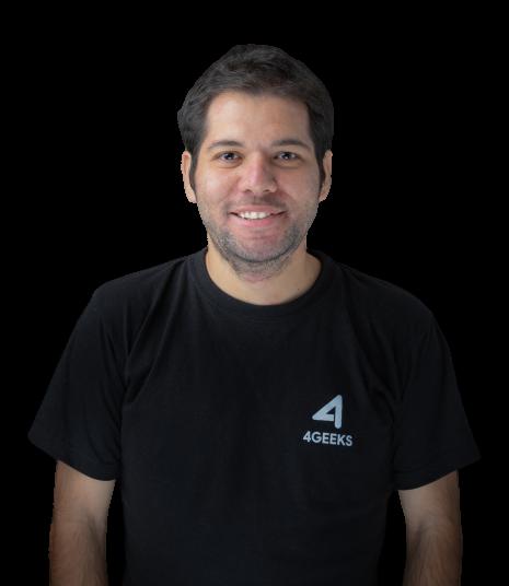 Allan Porras, 4Geeks CEO