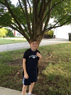 Sean Yeary - Last day of school at Monarch (5th Grade)