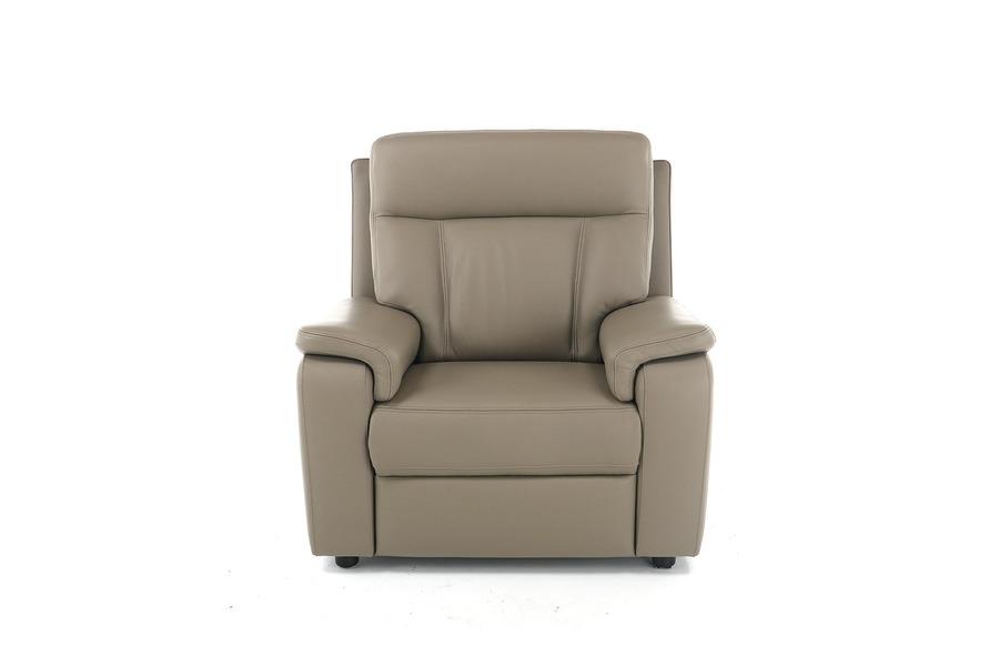 Salon Raf (set van 2 zetels) Salons Relaxen in stijl Taupe maatwerk