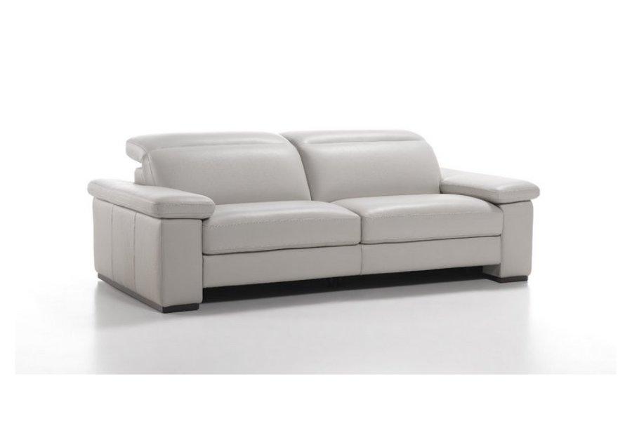 Salon Barista (3-zit incl 2 electrische relaxen) Salons Relaxen in stijl Leder Cognac maatwerk