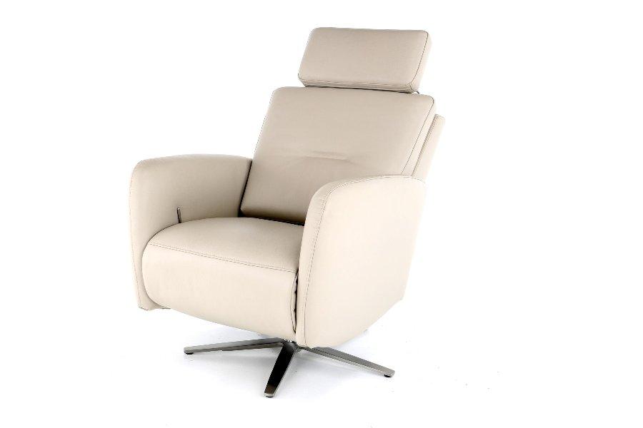Relax Crea Relaxen Relaxen in stijl Tijdloos Modern Tijdloos Modern Leder Beige maatwerk