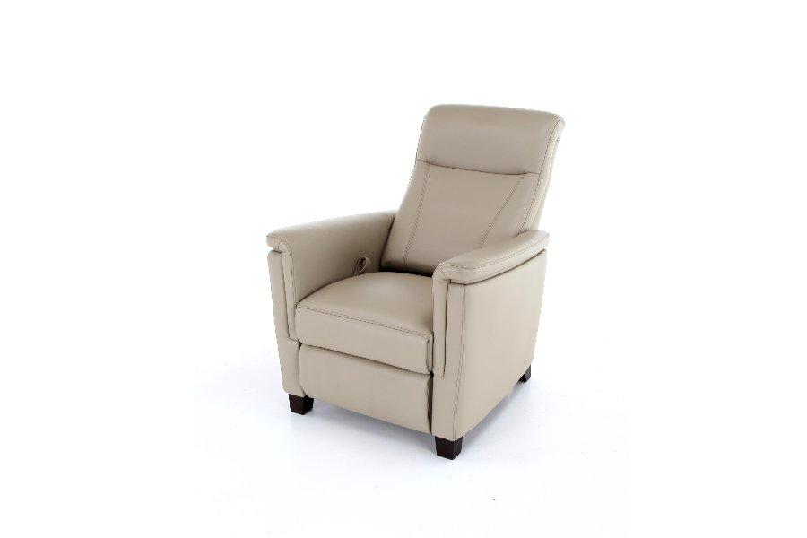 Relax Variance (manueel) Relaxen Relaxen in stijl Leder Beige maatwerk