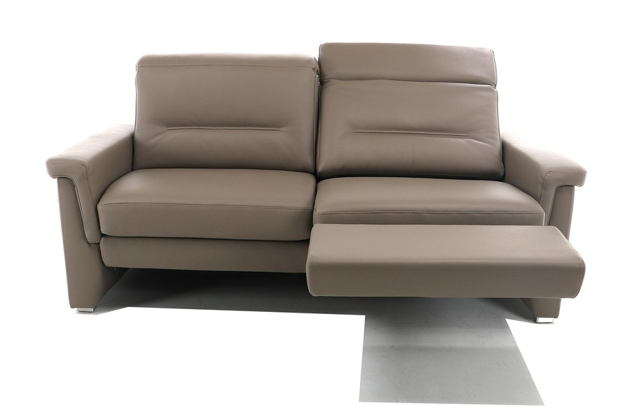Salon Vince ( 2,5-zit breed incl. 2 electrische relaxen + 2 manueel verstelbare hoofdsteunen) Salons Relaxen in stijl Tijdloos Modern maatwerk