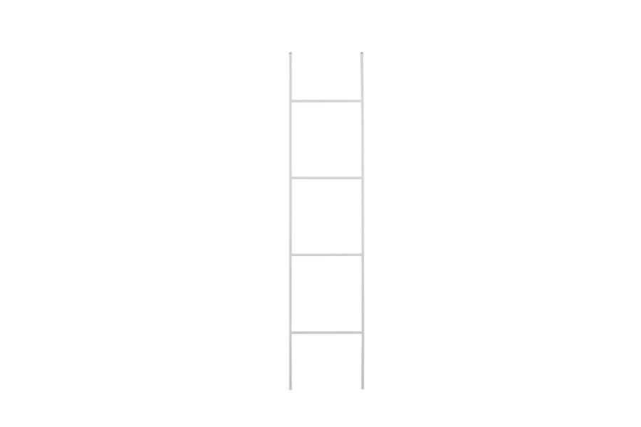 Metalen ladder Accessoires Strak Landelijk Scandinavische Stijl Wit maatwerk