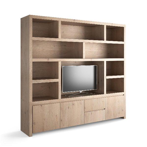 Tv-Wand Libris