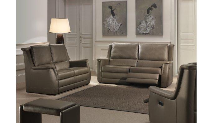 Salon Vesta (2,5-zit incl. 2 manuele relaxen)