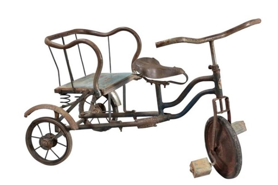 antieke driewieler Accessoires Brut Landelijk Strak Landelijk maatwerk
