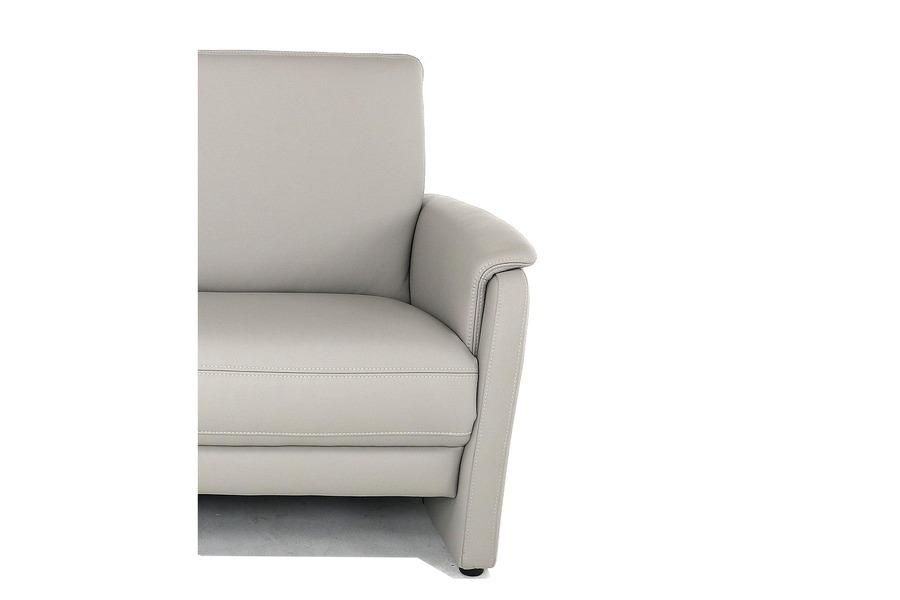 Salon Melia (2,5-zit) Salons Relaxen in stijl Leder Grijs maatwerk
