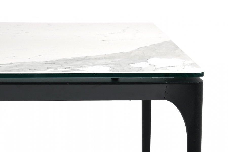 Tafel Kyono Tafels Italian Design Tijdloos Modern keramiek Wit maatwerk