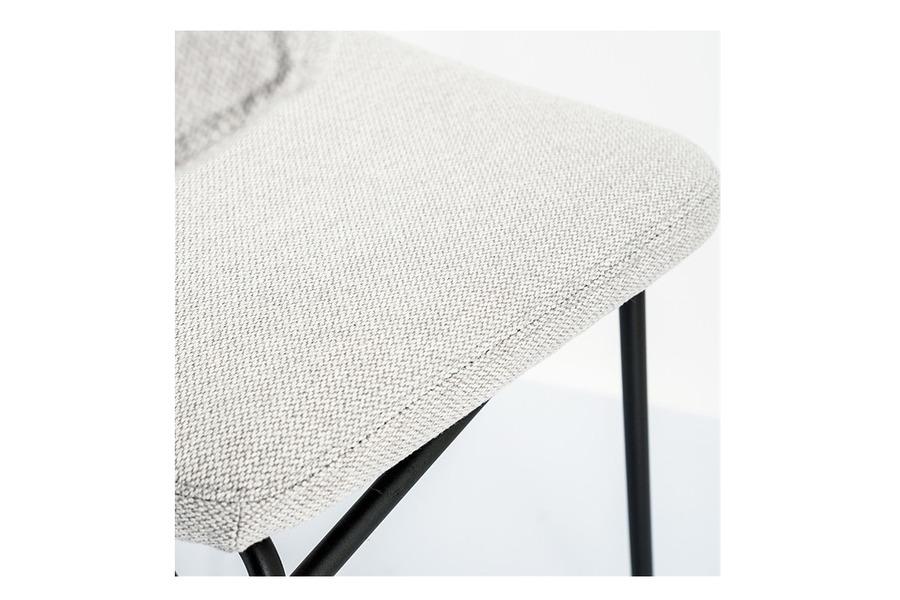 Stoel Crockett Stoelen Scandinavische Stijl Tijdloos Modern Italian Design Beige maatwerk