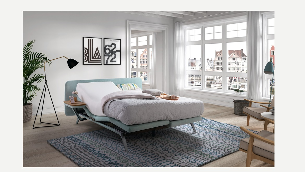 Boxspring Finesse electrisch