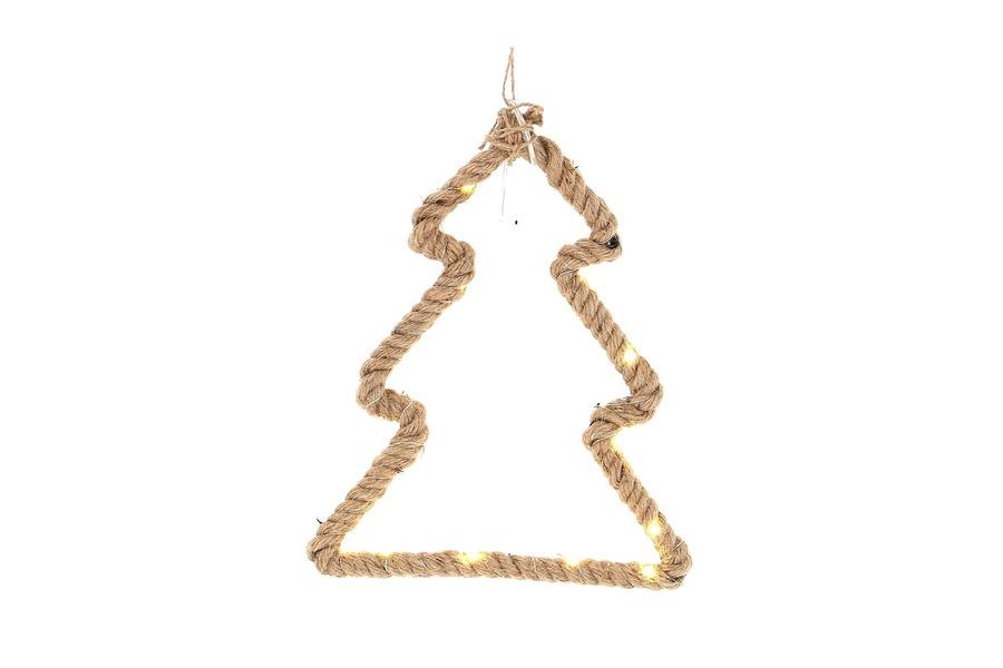 Hanger kerstboom  Accessoires Brut Landelijk Strak Landelijk maatwerk