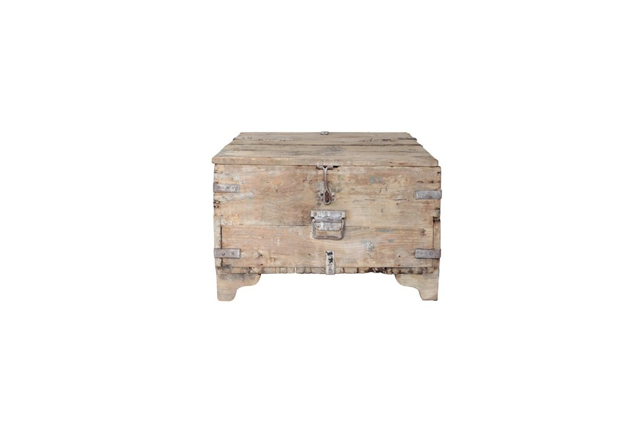 Koffer Box Salontafels Brut Landelijk Naturel maatwerk