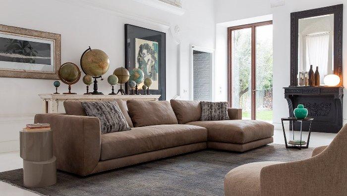Design zetel groot zitkussen