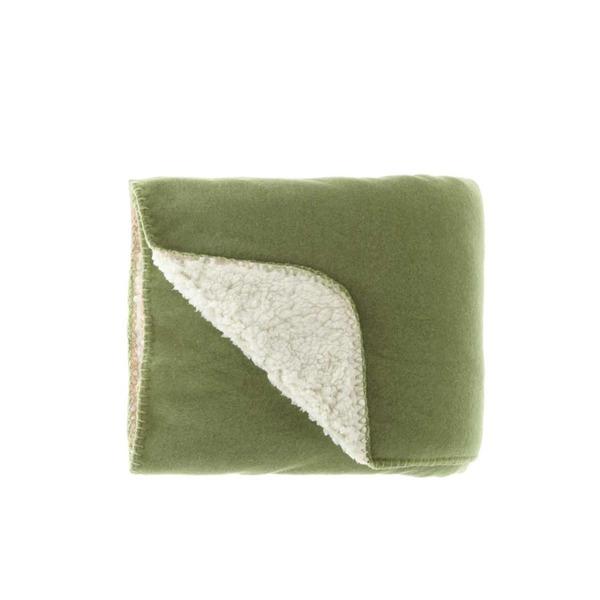 Plaid Bjorn Oil Green