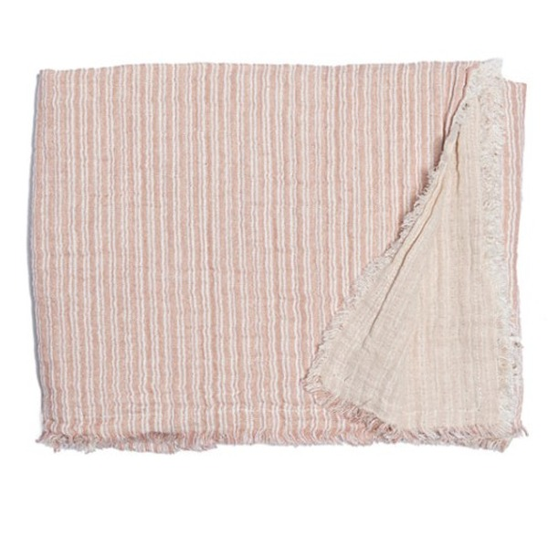 Plaid streep roze