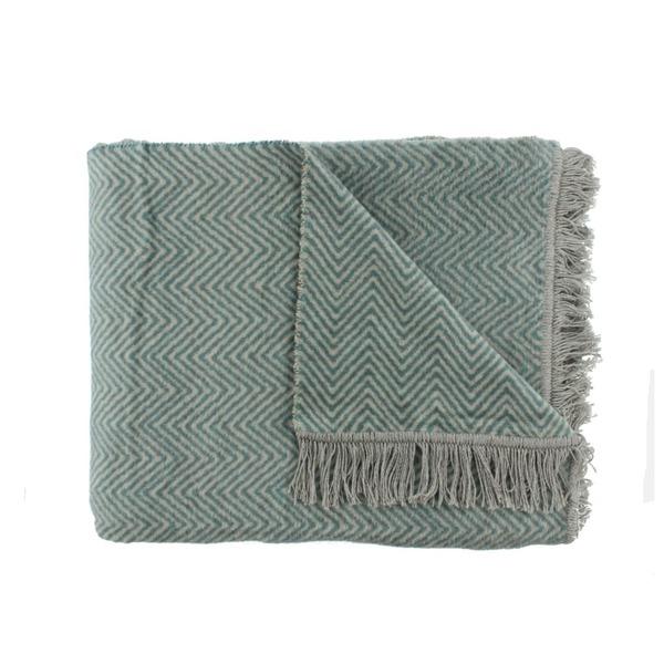 plaid Vira grey/mint