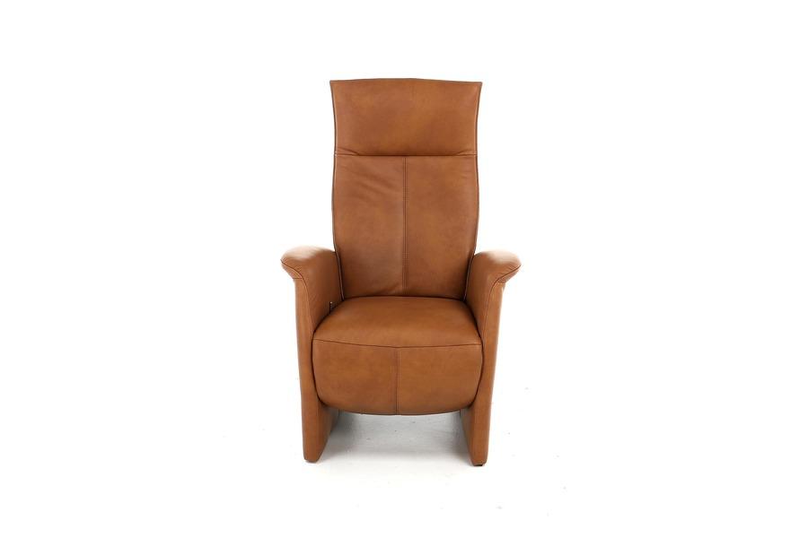 Relax Faber  Relaxen Relaxen in stijl Leder Cognac maatwerk