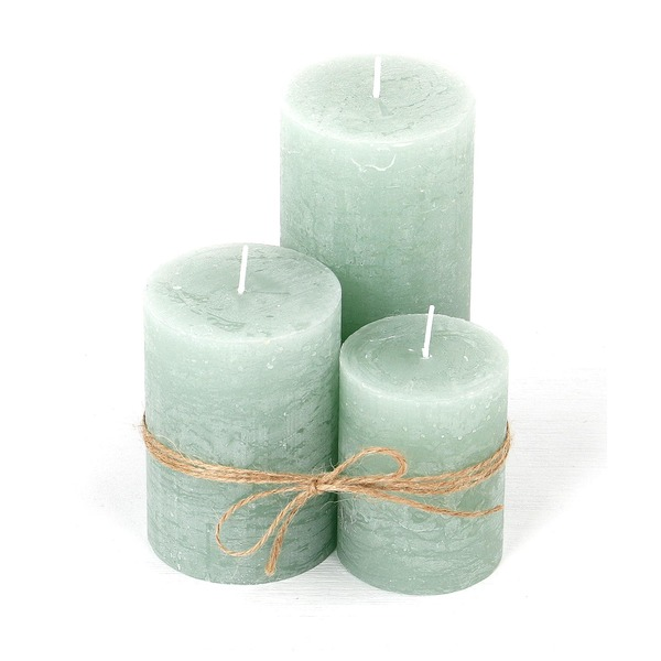 Kaarsen (2 x set van 3)