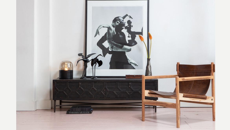 moderne tafellamp met metaal