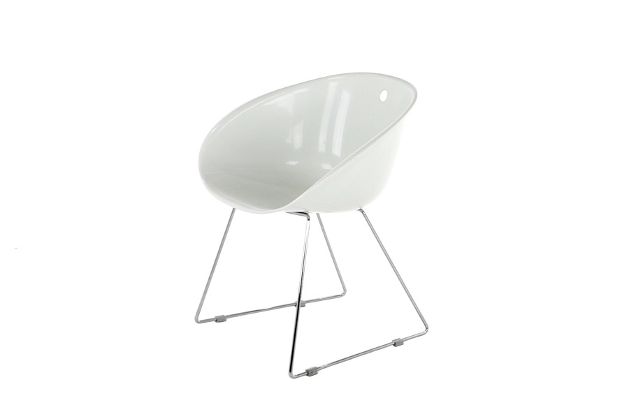 Stoel S-210 Stoelen Italian Design Kunststof Wit maatwerk