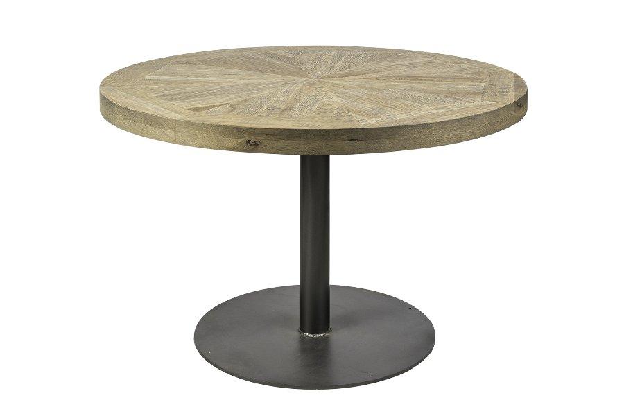 Tafel Grijs Eiken : Tafel tapis tafels strak landelijk blad massief eik grijs maatwerk