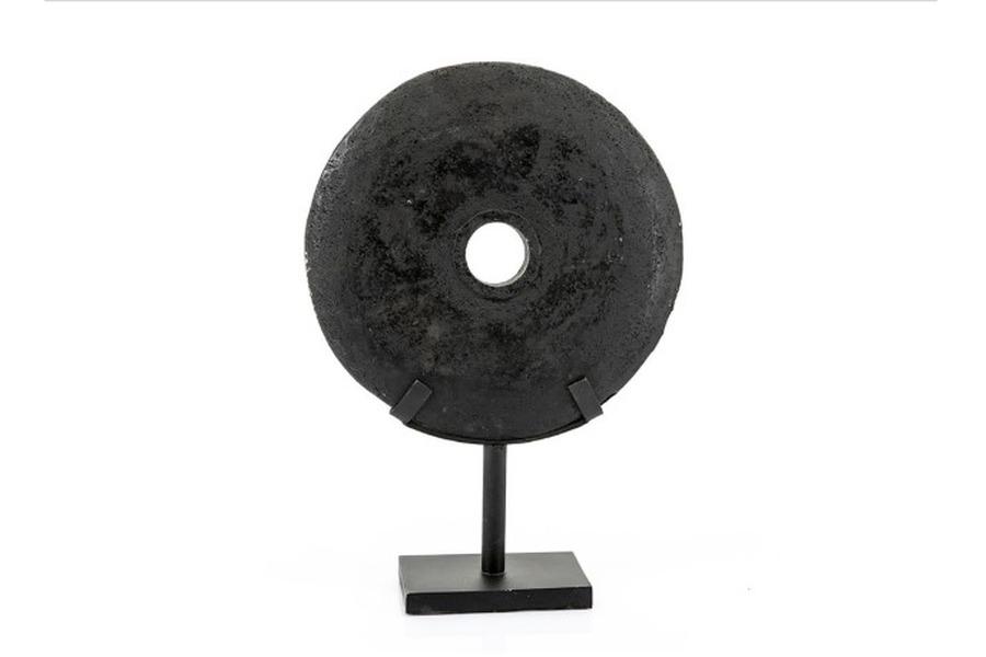 stenen schijf op staander Accessoires Brut Landelijk Hedendaags Klassiek Strak Landelijk maatwerk