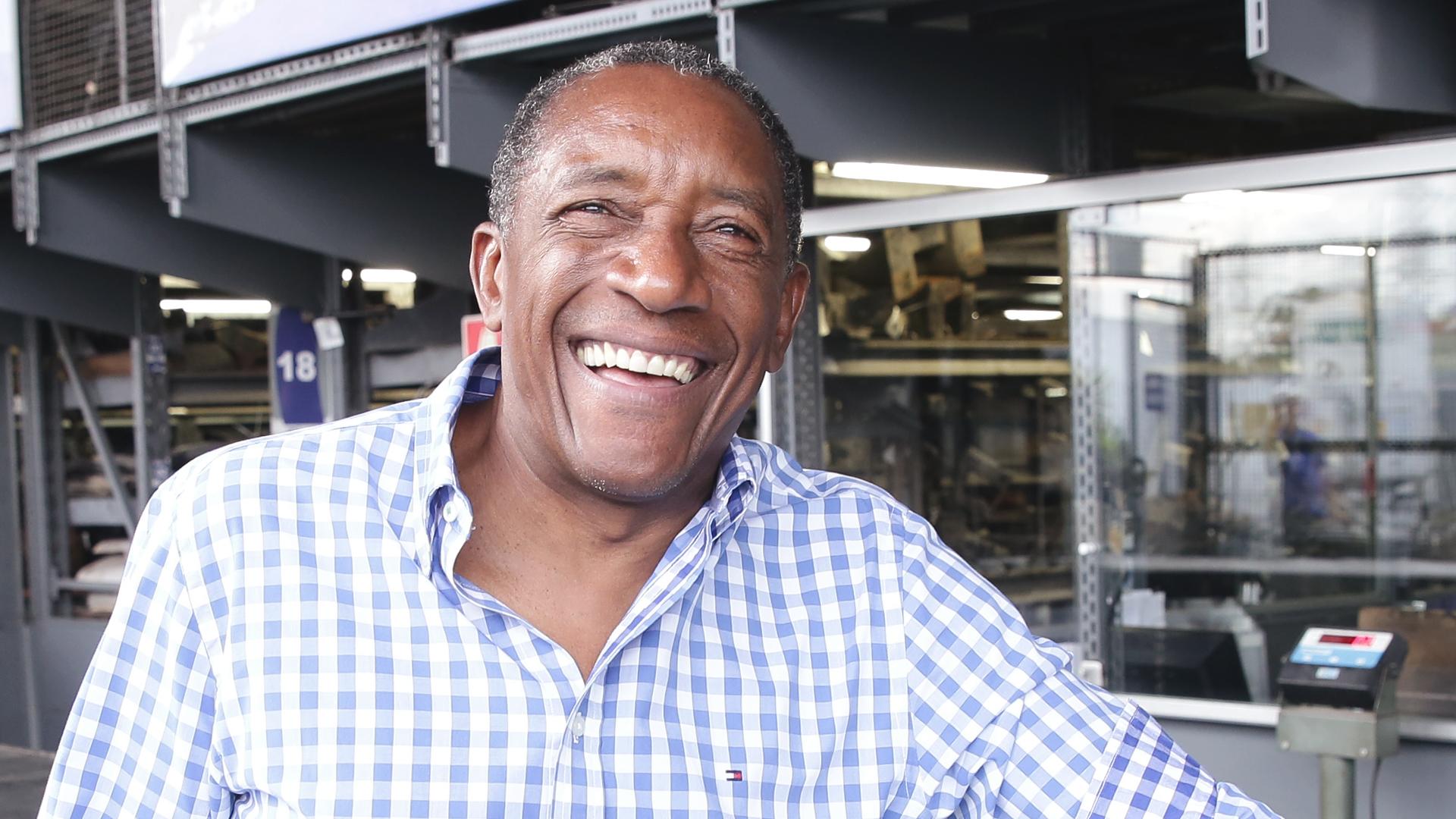 VÍDEO: Geraldo Rufino mostra a JR Diesel a alunos do meuSucesso.com