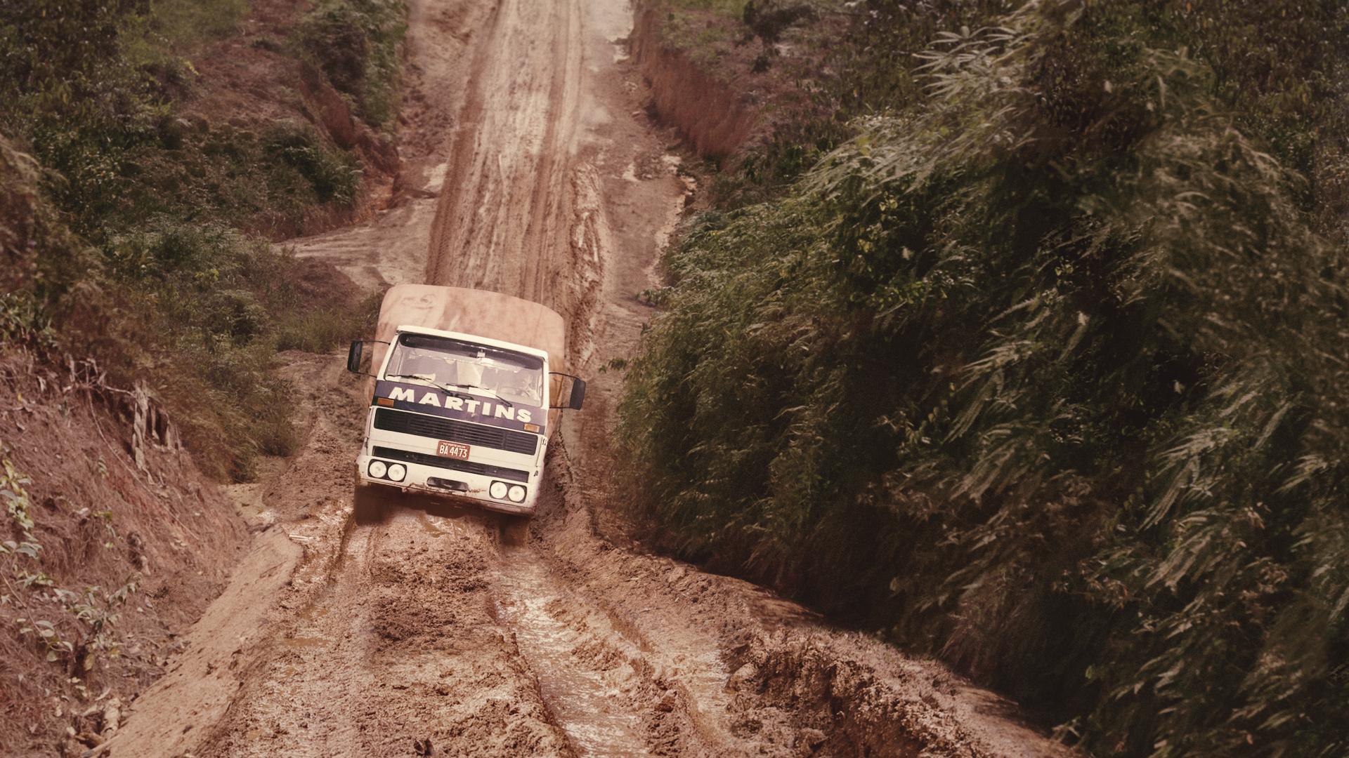 Da bicicleta aos caminhões: a história de Alair Martins