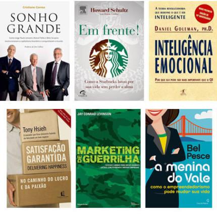 10 livros de empreendedorismo que você não pode perder