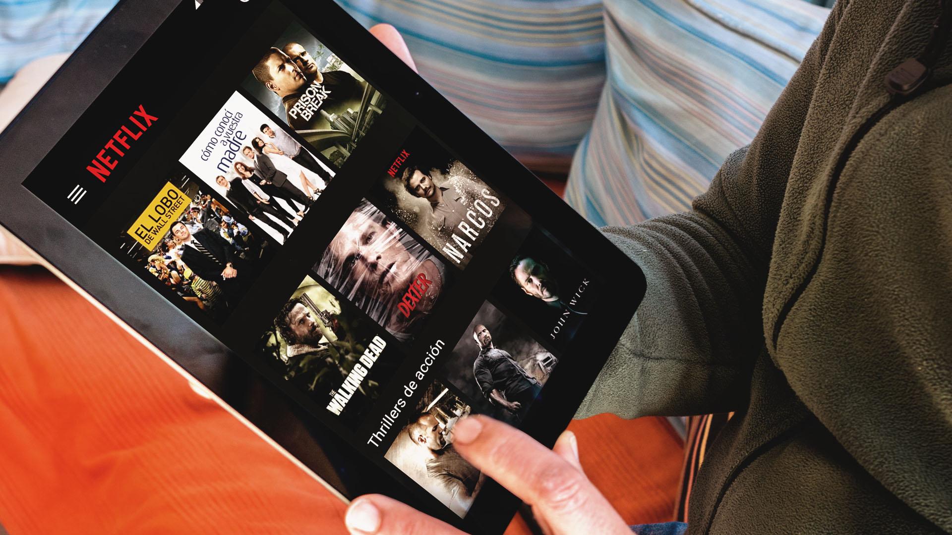 Netflix prevê para 2017 investimento de US$ 6 bilhões em conteúdo original