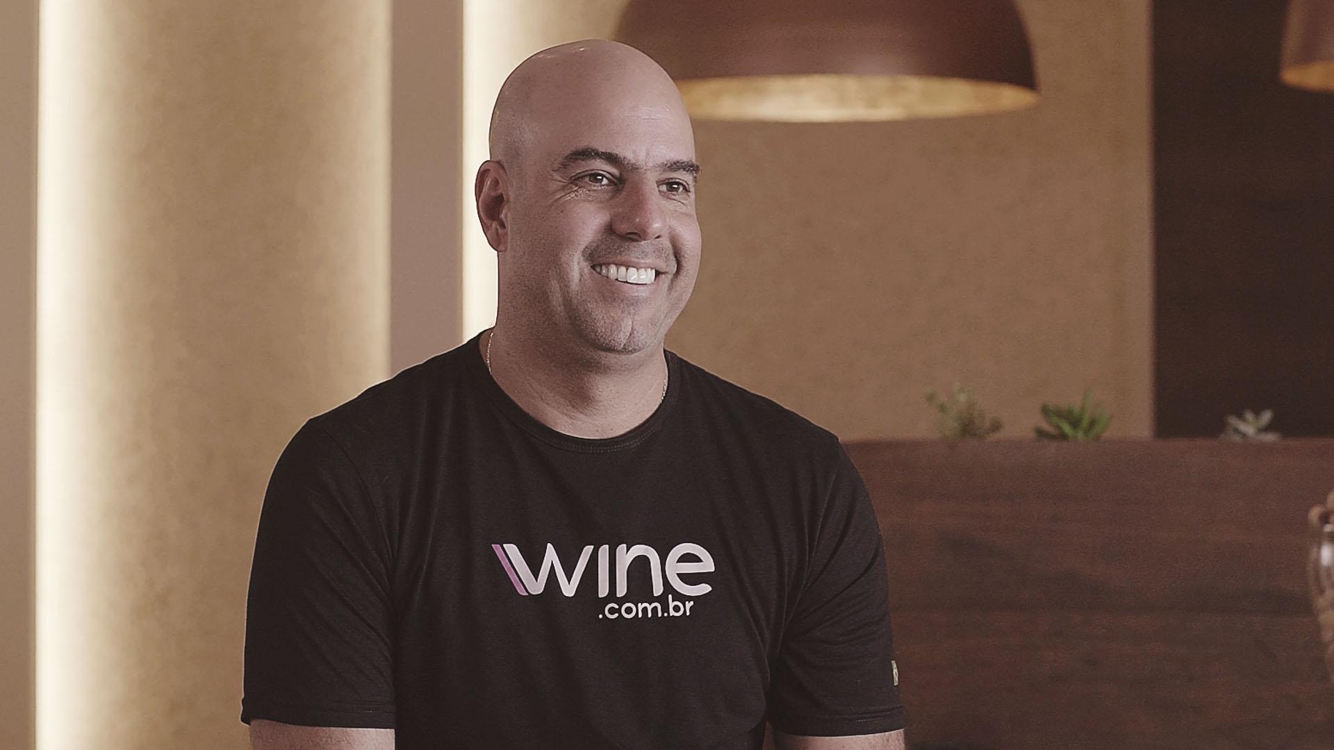 Fundador da Wine, Rogério Salume é o novo Estudo de Caso do meuSucesso.com