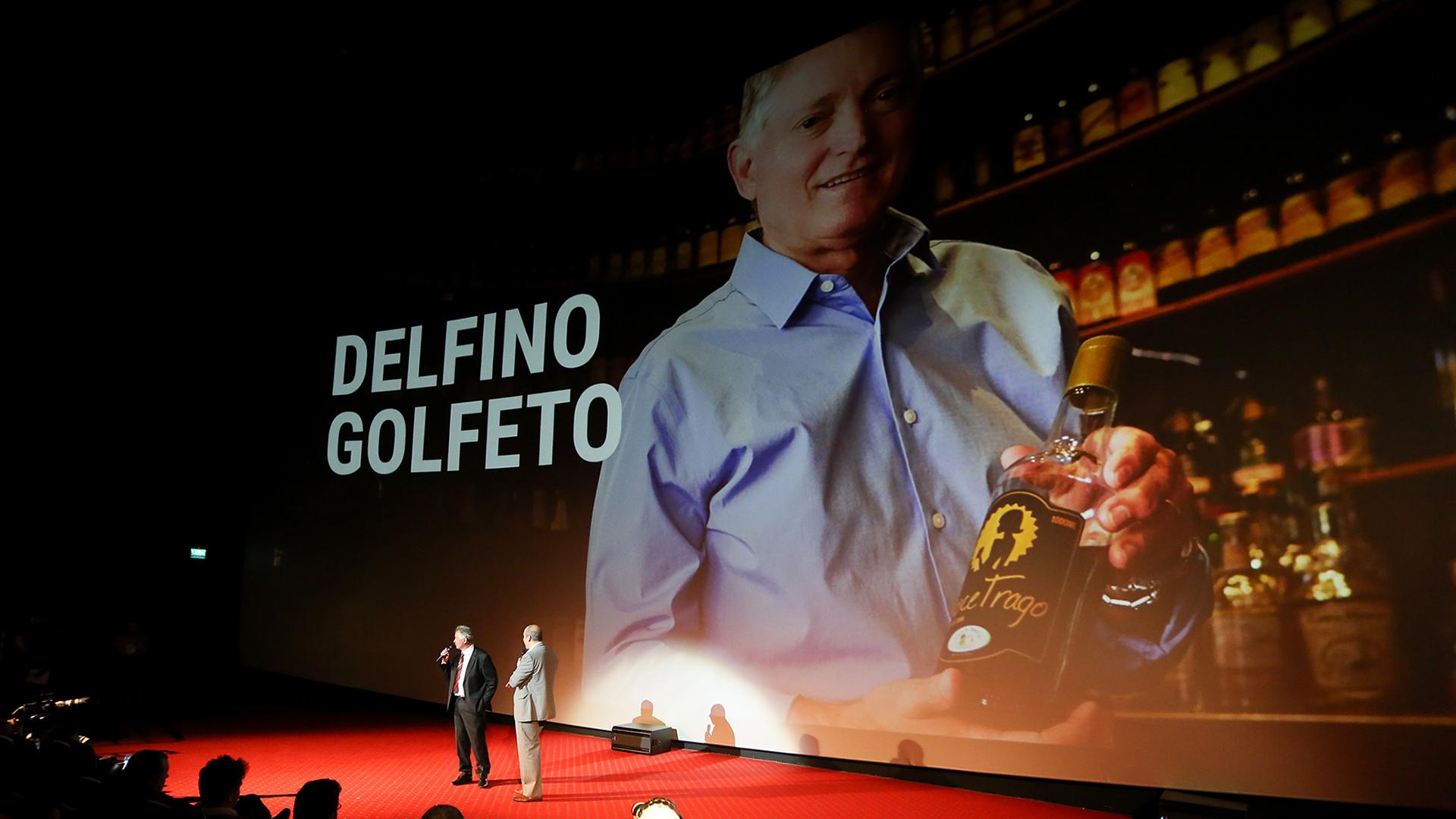 """Delfino Golfeto: """"Um cara comum"""" estreia no Cinépolis com sala cheia [VÍDEO]"""