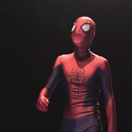 O Espetacular (Administrador) Homem-Aranha, por Leandro Vieira