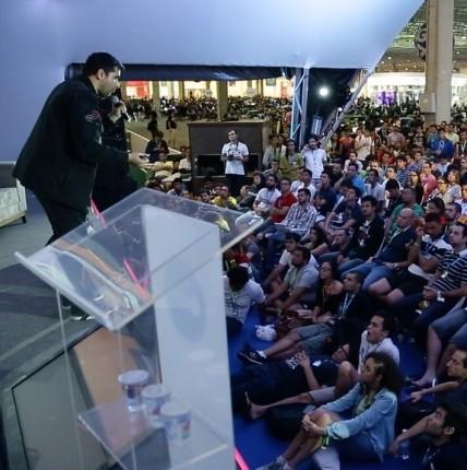 Veja como foi a oitava edição da Campus Party