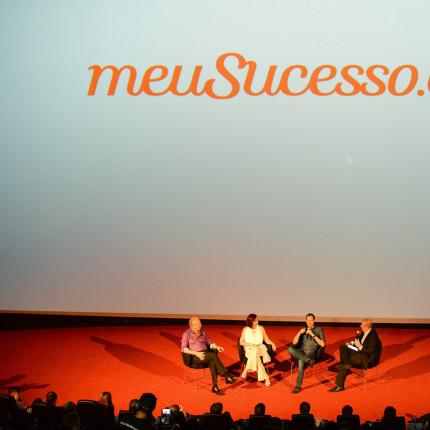 Pré-estreia do Estudo de Caso de Gustavo Caetano lotou o cinema