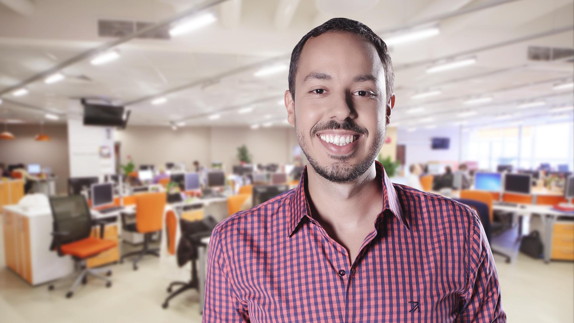 [REPORTAGEM] Você vai conhecer a história de Gustavo Caetano, considerado o Zuckerberg brasileiro